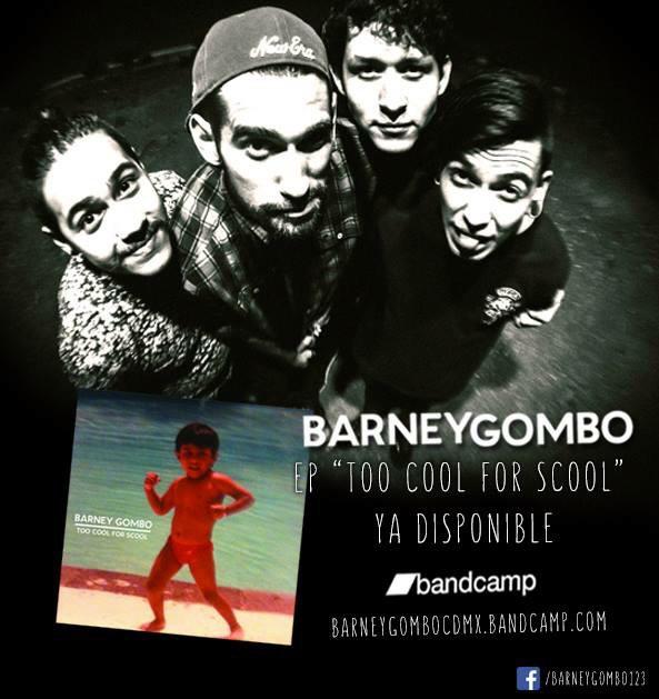 Barney Gombo, ¡La banda que estabamos esperando! (1/3)