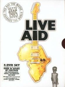 live aid dvd a