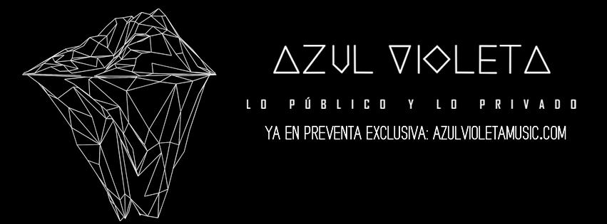 Azul Violeta Regresa Con Nuevo Disco ·Lo Público Y Lo Privado