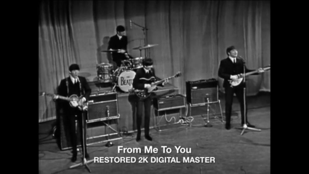 The Beatles 1: Cd, Dvd y Blu Ray! (4/6)