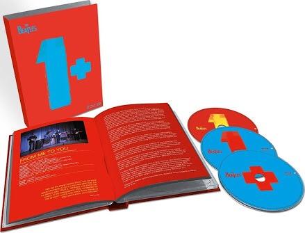 The Beatles 1: Cd, Dvd y Blu Ray! (1/6)