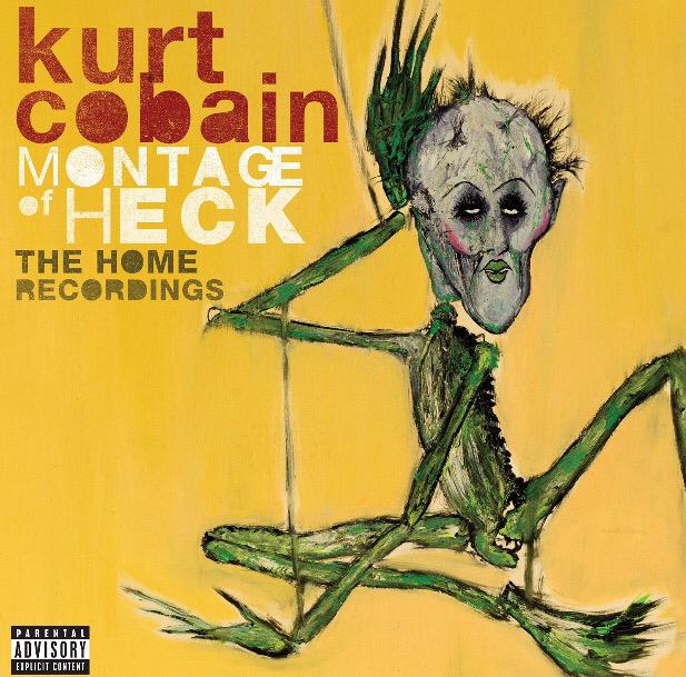 Escucha la versión previa de Sappy del álbum solista de  Kurt Cobain (4/4)